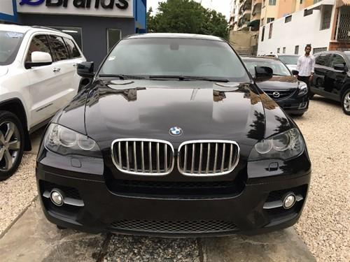 BMW Serie X 6 TWIN TURBO 2009