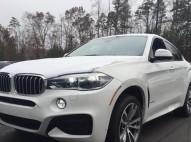 BMW Serie X 6 TWIN TURBO 2015