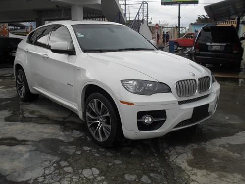 BMW Serie X 6 X DRIVE 2010