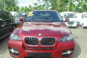 BMW Serie X2009