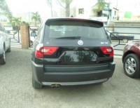 BMW X3 2004
