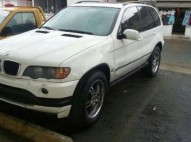 BMW X5 2002 Gasolina en 260000
