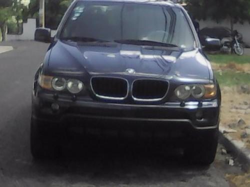 BMW X5 2004 MUY BUENAS CONDICIONES...