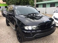 BMW X5 4x4 FULL LIMITED Negociable