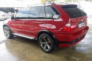 BMW X5 M 2002 europea