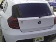 BMW serie 1 blanco 2012