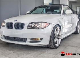 BMW 128I Blanco 2011