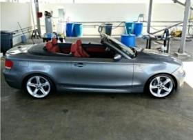 BMW 135i Convertible 100k Garantia