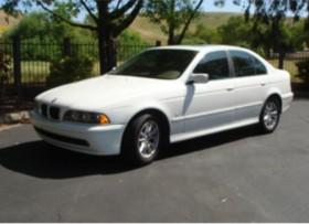 BMW 2003 525 i Blanco automatico 5000