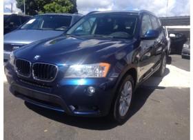 BMW 2013 X3 XDRIVE 28i