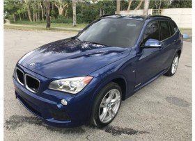 BMW 2014 X1 M Package INMACULADA