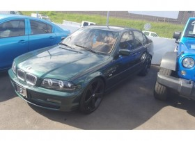 BMW 323I 2000 EXELENTES CONDICIONES