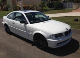 BMW 323ci aut