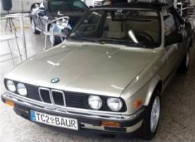 BMW 323i TC Baur 1985