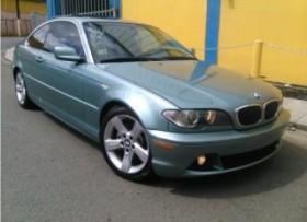 BMW 325CI SPORT -AUT -2004