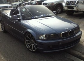 BMW 325i 2001 convertible