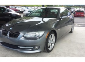 BMW 328I SPORT COUPE20K MILLAS2012