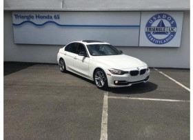 BMW 328I TWIN TURBO 2013
