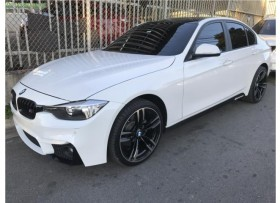 BMW 328i 2013 con Body Kit y aros de M3