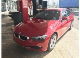 BMW 328i 2015 COMO NUEVO TIENES QUE VERLO