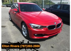 BMW 328i 2015 TWIN POWER TURBO