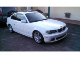 BMW 330ci blanco sport prem pack