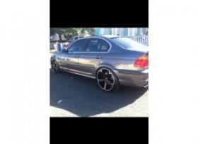 BMW 330i 2001 aut