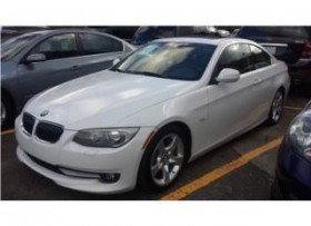 BMW 335I SPORT COUPE -13K MILLAS -2012