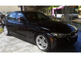 BMW 335i MPACK CON TECHNOLOGY PACKAGE 2014