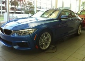 BMW 448 M PACKAGE COUPE CAJA NUEVA 2014