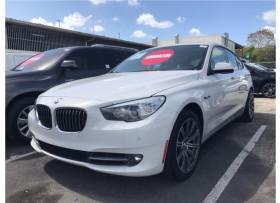 BMW 5-SERIES GRAN T-2010