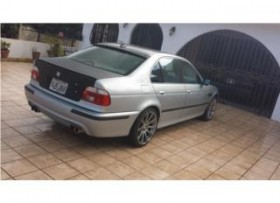 BMW 528I HECHO M5BODY