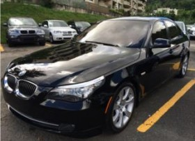 BMW 528I SPORT PREMIUM -LEATHER -32K MILLAS