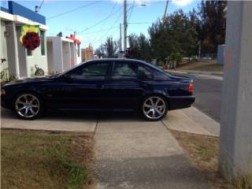 BMW 528i 2000 poco milaje