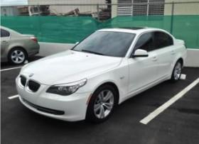 BMW 528i SPORT PREMIUM PKGSOLO 25k MILLAS