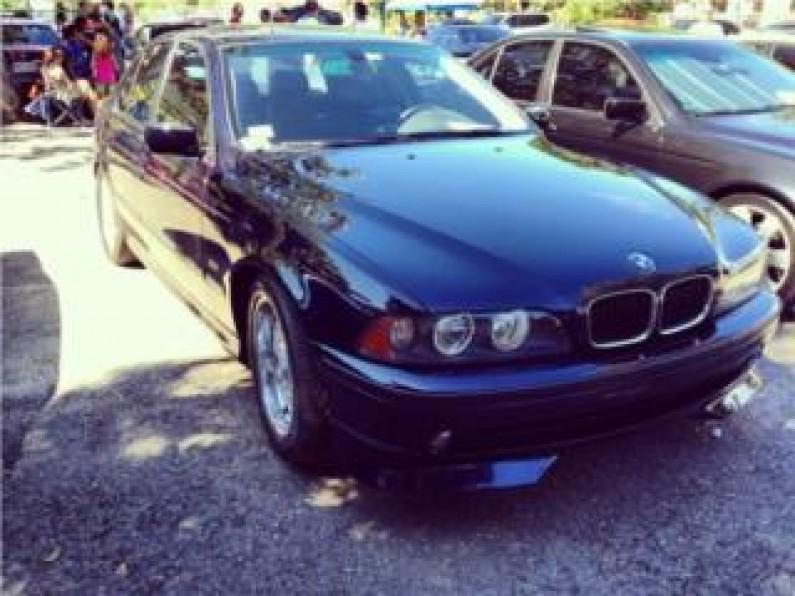 BMW 528i Sport Premium Package