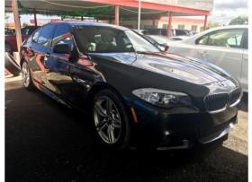 BMW 535i Sport M Pack 2013