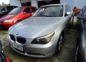 BMW Serie 5 545i 2005