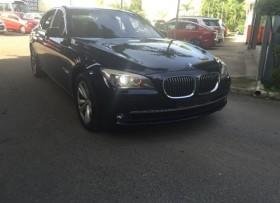 BMW Serie 7 740i 2010
