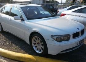 BMW Serie 7 745 2005
