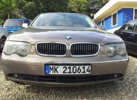 BMW Serie 7 745i 2003