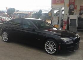 BMW Serie 7 750 2011