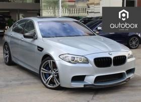 BMW Serie M 5 2012