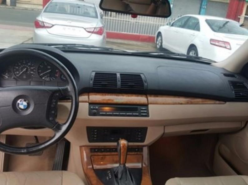 BMW Serie X 5 2001