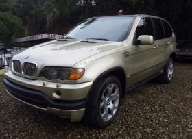 BMW Serie X 5 2002