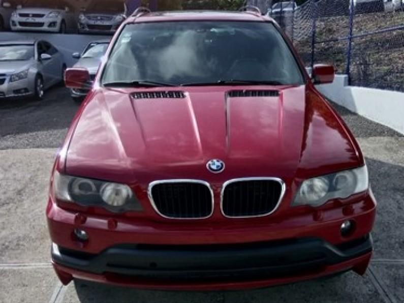 BMW Serie X 5 2003