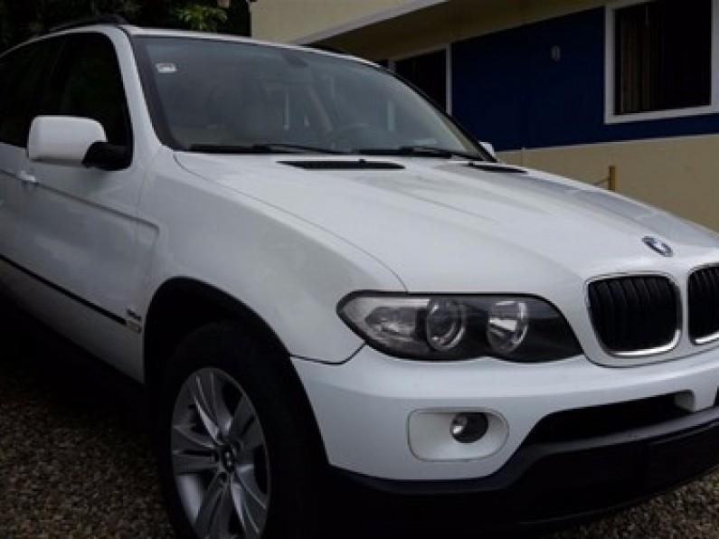 BMW Serie X 5 2006