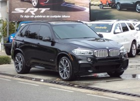 BMW Serie X 5 M 2014