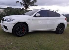 BMW Serie X 6 M 2012