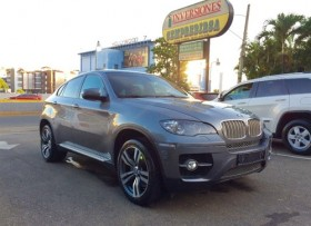 BMW Serie X 6 TWIN TURBO 2011
